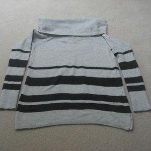 Women's Ann Taylor Loft Cowl Neck Sweater X-Small